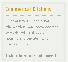 Ainsworth & Sons - Commercial Kitchens